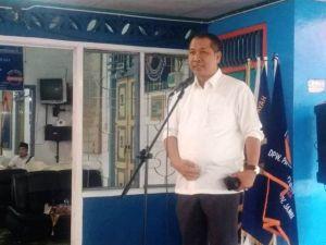 Minta Maaf CE Tak Hadir di NasDem, Syahrasadin: Jika Diizinkan Siap Sampaikan Visi Misi di DPP