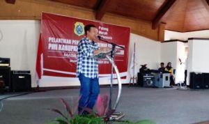 Bukan Ketua PMI, Romi Sapa HBA Dengan Sebutan Gubernur Jambi