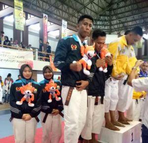Susul FPTI, Atlet Kempo di Porwil Bengkulu Tambah Koleksi Medali Perak Buat Jambi