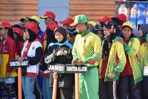Atlet Jalan Cepat 20 KM Jambi Hari Ini Mulai Bertanding di Porwil Bengkulu