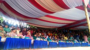 Pembukaan Festival Kerinci Dihadiri Ribuan Warga