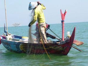 Produksi Ikan di Tanjabbar Turun, Suprayogi : Nelayan Terpaksa Kerja Serabutan