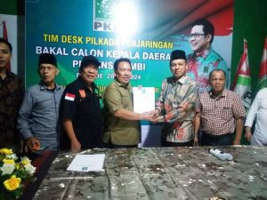 Akhirnya Jajaki Parpol Selain PKS, Usman  Mendaftar di PKB