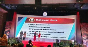 Menpan RB Anugerahi Penyelenggaran Pelayanan Publik RSUD Raden Mattaher Jambi Kategori Baik