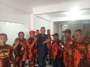 Ketua MPW Adri ke CE, Pemuda Pancasila Kota Jambi Malah Merapat ke Fasha