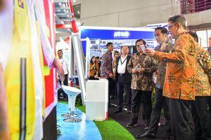 Jokowi: Pembangunan Infrastruktur Jangan Gunakan Barang Impor