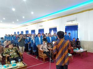 Yudisium STIA Setih Setio Muara Bungo Gelombang I Tahun 2019 Berlangsung Sukses