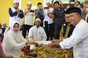 Dipandu Syahadat oleh Kombes Pol Edy, Wanita Cantik di Jambi Ini Sah Memeluk Agama Islam