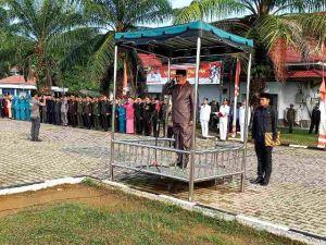 Pemkap Bungo Gelar Upacara Hari Pahlawan 10 November