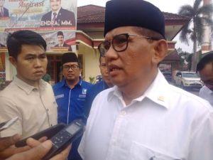 Tegaskan Serius Maju Pilgub Jambi, Bakri: Saya Siap Mundur dari Senayan