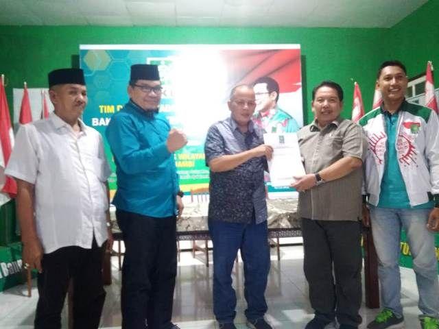 Utus Tim Kembalikan Formulir ke PKB, Idham Sebut Fachrori Daftar Karena PKB Partai Ulama
