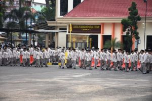 Polri Buka 554 Formasi CPNS tahun 2019