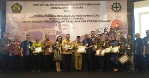 Gubernur Jambi Fachrori Raih Subroto award dari Kementrian ESDM
