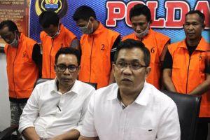 Lagi, 10 Orang Ditangkap Terkait dengan Ilegal Drilling di Jambi