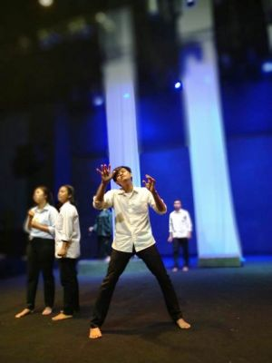 Akhir Pekan ini 'Tak (Tik) Senja Menjemput' Dipergelarkan Teater Tonggak