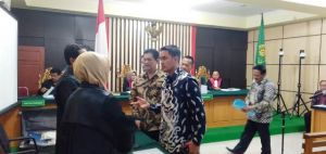 Soal 53 Nama Anggota Dewan yang Masuk Dalam Dakwaan, Zola Minta Hukum Seadil-adilnya
