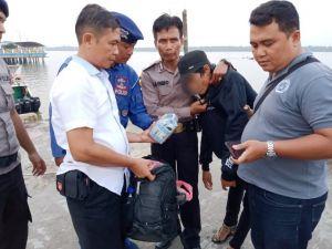 Dibawa dari Batam, Tim Gabungan TNI/Polri di Tanjabbar Jambi Amankan 1 Kg Sabu