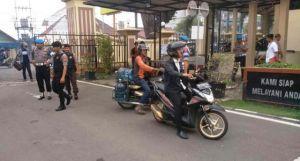 Pasca Ledakan Bom Bunuh Diri di Medan, Polda Jambi Tingkatkan Keamanan