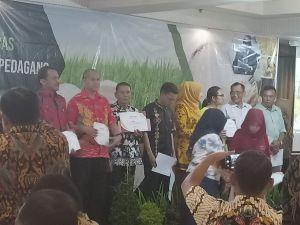 Enumerator Dinas Ketahanan Pangan Provinsi Jambi Raih  Penghargaan Terbaik Tingkat Nasional