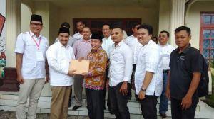 Wah.... Al Haris Dapat Hadiah dari Gerindra, Sinyal Partai Mendukung?