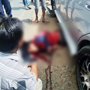 Kecelakaan Maut Mahasiswa Pekanbaru Tewas Di tempat