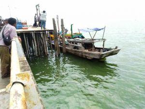 Nelayan Kuala Jambi Pinta Jangan Ada Pilih Kasih