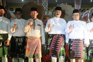 Wabup Amir Sakib Hadiri MTQ ke 49 TK. Provinsi Jambi di Kabupaten Bungo