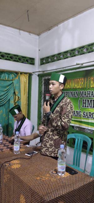HMI Dorong DPRD Sarolangun Membuat Perda Kepemudaan