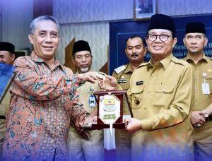 Hebat... Provinsi Jambi Masuk dalam 8 Provinsi dengan Aksi Pencegahan Korupsi Sangat Baik