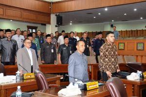 Fly Over Resmi Ditunda, Dewan Pinta Gubernur Tuntaskan Janji Politik Kondisi Jalan Mantap di Jambi