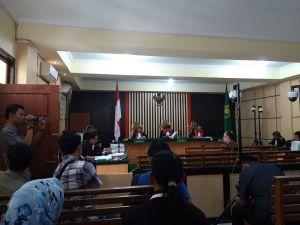 Jaksa KPK Bacakan Tuntutan Siang Ini Untuk Asiang, Ini Pasal yang Dilanggar