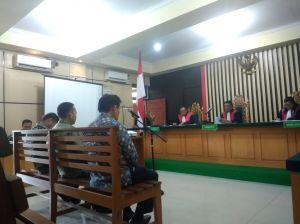 7 Saksi Dihadirkan di Sidang Effendi, Zainal dan Muhammadiyah