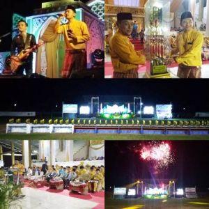 Kecamatan Muara Sabak Barat Meraih Juara Umum Pada MTQ ke-16 Tahun 2019
