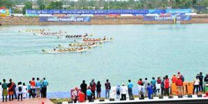 Atlet Dayung Jambi Wakili Indonesia di Sea Games Filipina, Salah Satunya Mutiara Danau Sipin