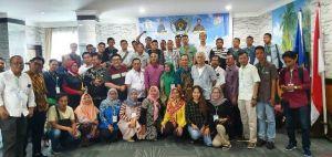 Uji Kompetensi Wartawan di Jambi Selesai, 7 Orang Dinyatakan Belum Kompeten