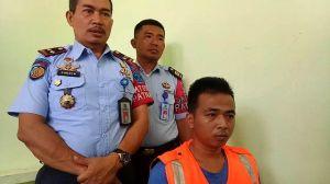 Viral Tahanan Lepas Jenazah Ayahnya dari Pintu Lapas Bangko, Ini Penjelasan Kalapas
