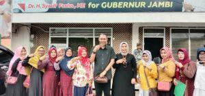 Sebut Fasha Pemimpin Tegas dan Kuat, Ibu-Ibu dari Sri Samudera Fasha Sampaikan Dukungan