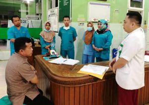 Sering Dikeluhkan Pelayanannya, Al Haris Sidak ke RSD Kol Abundjani Bangko Tengah Malam