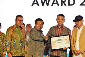 Center for ASEAN Marketing Nobatkan Fasha Wali Kota Enterpreneur 2019