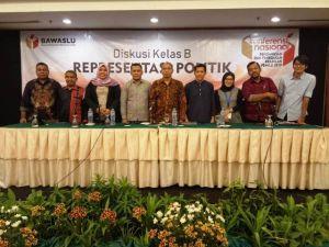 Wein Arifin Bicara Penegakan Kepastian Hukum dalam Pencalonan di Konferensi Pemilu Se-Indonesia