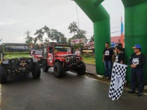 Kapolda Lepas 45 Offroader Sabak Bhayangkara Adventure Offroad#3