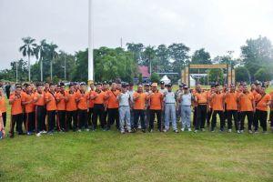 TNI/Polri dan Aparatur Pemerintahan di Jambi Tingkatkan Sinergitas
