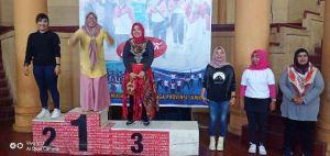 Ini Nama nama Pemenang Lomba Senam SKJ Diskepora Provinsi Jambi