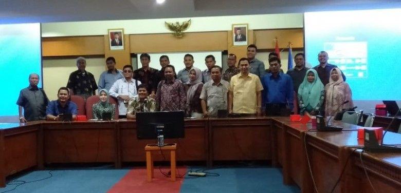 Konsultasi Pansus DPRD Provinsi Jambi ke Kemendagri, Jumat (6/12).