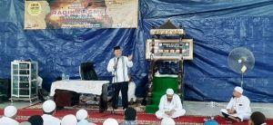 Di Masjid Arraudhoh Telanaipura, Kombes Pol Edy Faryadi Pinta Jamaah Cegah Radikalisme