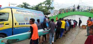 Diskepora Provinsi Jambi Kembali Cari Bibit Perahu Naga di Perairan Danau Sipin