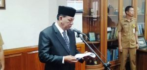 M Dianto Sampaikan Sinyal Perpisahan, Ingatkan ASN di Pemprov Jambi Jangan Korupsi