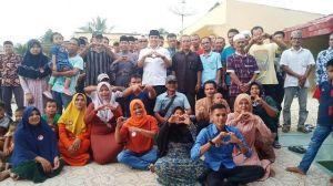 Dukungan Penuh Masyarakat Lima Dusun Kecamatan Bathin II pelayang untuk RI