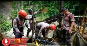 Satgas Gabungan Ungkap Modus Pelaku Ilegal Drilling di Batanghari Jambi
