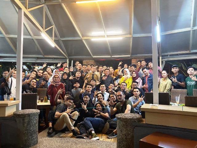 Mahasiswa Jambi di Bandung Optimis Masa Depan Jambi Akan Cerah di Tangan Wo Haris